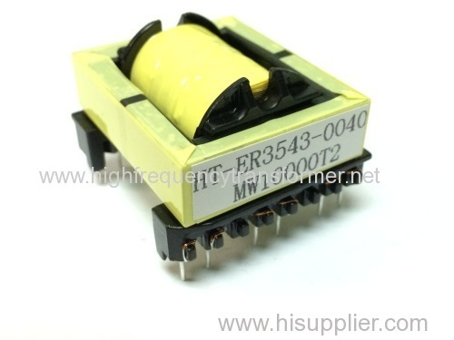 high frequency transformer power inductor er series from