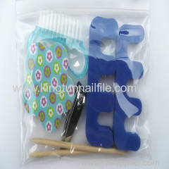 blue series nail file set