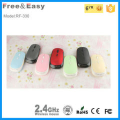 mouse manufacturer promotional wireless mouse for PC/desktop