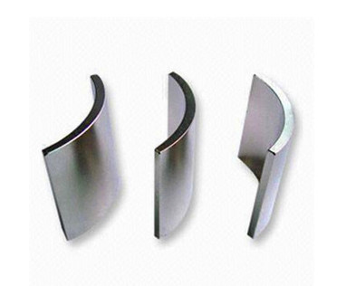 Customized Useful NdFeB Arc Shape Neodymium Magnet For Motor Generator