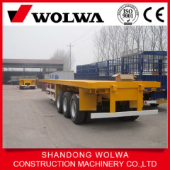 high quality flatbed semi trailer for sale