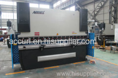WC67Y Series NC Control Hydraulic Press Brake