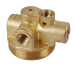Forged sand blasting brass multiple valve