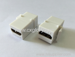 HDMI Keystone Jack connector