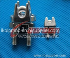 US Type Wire Rope Clips -Stainless Steel AISI316/AISI304 wire bending related