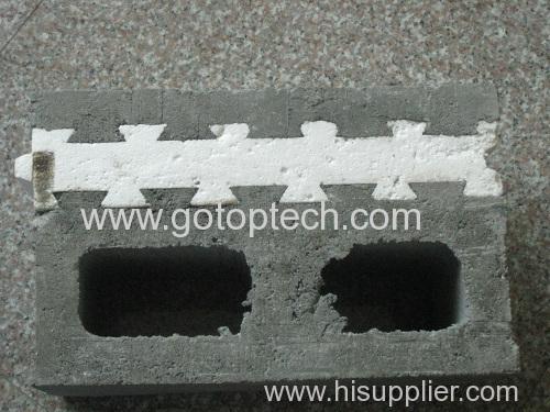 Styrofoam block insert themo mould polystyrene block insert mould