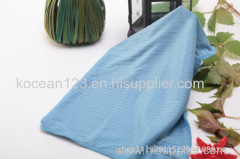 New Product Microfiber Check Glass Cleaning Cloth Lens Cleaning Cloth