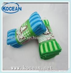 Microfiber Stripe Kitchen Cleaning Cloth 3pcs/Set