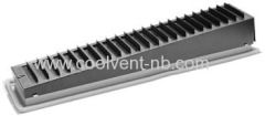 Grilles For Spiral Ducts