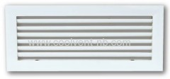 Aluminium Single / Double Wall Grille