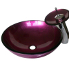glass basin Stone basins Marble Sinks