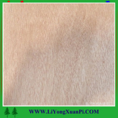 Linyi supplier for sliced cut natural face veneer type red walnut face veneer for plywood