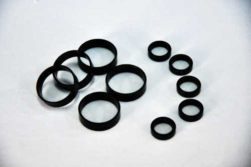 Special latest bonded rare earth ring ndfeb magnets