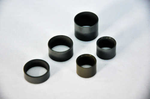 High quality ring rubber Bonded NdFeB Magnet