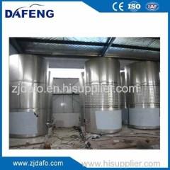1000L stainless steel wine fermentation tank
