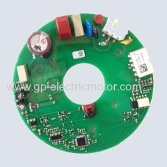 12v 24v 36v 48v brushless dc motor controlador bldc