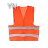Red Net Yarn Working Vest