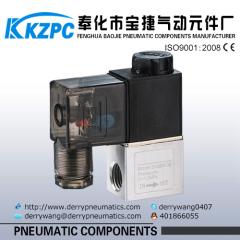 2 Port 2 Position Aluminum Water Solenoid Valve