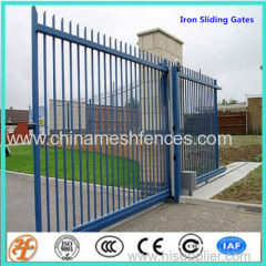 sliding iron main gate design