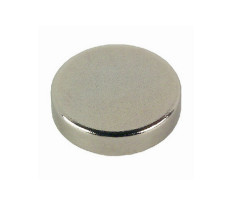 Extra Strong N35 Ndfeb Neodymium Disc Disk Magnet With Zn Plating