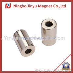 N50 rare earth neodymium magnet with epoxy & nickel coating