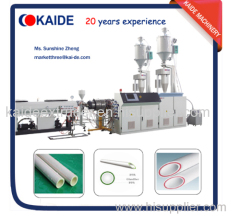 PPR hot water Pipe Extrusion Line