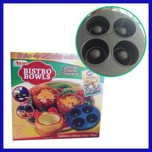 BISTRO BOWLS for dinner snacks desserts