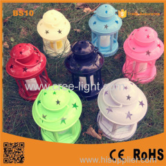 BS10 Cheapeast Plastic Popular Christmas Decoration Outdoor Lanterns