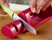 Eco-friendly multi-function kitchen knife sharpener
