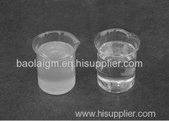 Liquid sodium silicate function