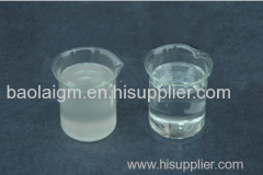 High concentration silica sol
