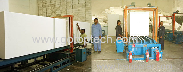 Thermolite Injected Polystyrene Panels Polystyrene blocks by eps block molding machine