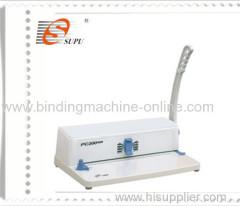 Manual spiral binding machine PC200 PLUS