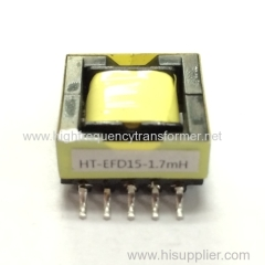 EFD15 smd transformer / SMD Switching Power Supply Transformers Electronic Power Transformer