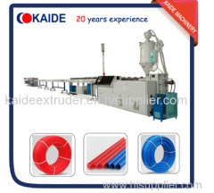 25m/min Cross-linking PEX pipe making machine KAIDE