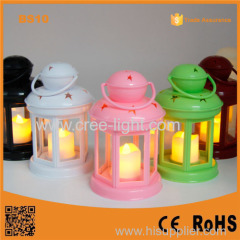 Promotion BS10 ABS Plastic Hurricane lantern Indoor outdoor Garden Decorative candle Lantern