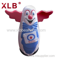 Custom Machining PU Foaming Good Quality Plastic Toy for Clown