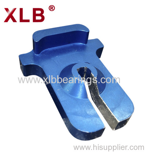 CNC Machining Blue Oxidation Milling for Alminium Part