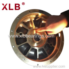 Turning Brass Casting Machining Part