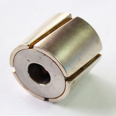Popular Used N38 Neodymium Segment And Arc Ndfeb Magnet