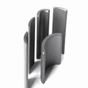 High Quality Permanent Rare Earth Arc Segment Neodymium Magnet For Motor