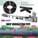 Mosaic column emitter type drip irrigation pipe making machine KAIDE