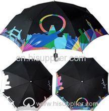 Water Sensitive Ink for Umbrella