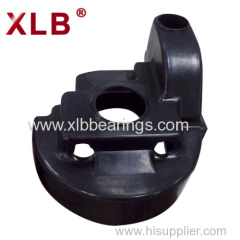 Custom Machining Automotive Molded EPDM Acm FKM for Rubber Part