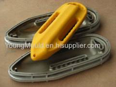 rotomoulding kayak-boat-plastic rolling mold