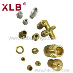 Machining CNC Anodized Milling for Brass Part