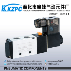 airtac model 5 port solenoid valve dc24v 3.0w 4v210-08
