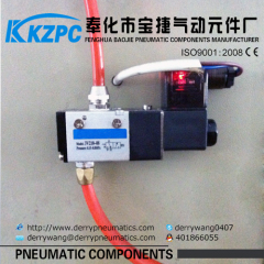 control valve solenoid valve china 2 position 3 way
