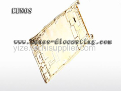 OEM magnesium die casting for Tablet PC Case