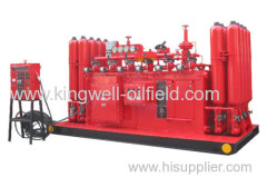 Blowout Preventer Control System Control Unit